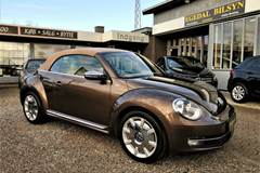 VW The Beetle 1,2 TSi 105 70 Style Cabriolet DSG