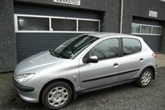 Peugeot 206 1,4 HDi Performance