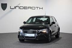 Audi A1 1,6 TDi 90 Attraction SB
