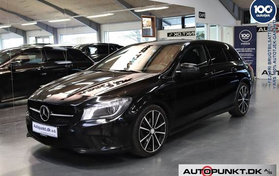 Mercedes CLA220 2,2 CDi SB aut.