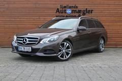 Mercedes E300 2,2 BlueTEC Hybrid stc. aut.