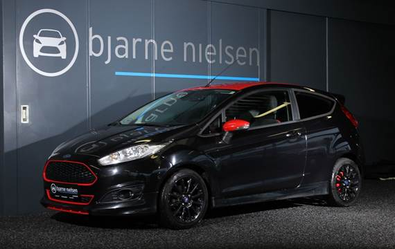Ford Fiesta 1,0 SCTi 140 Black Edition