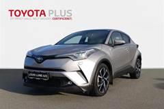 Toyota C-HR 1,8 B/EL C-LUB Premium Alcantara Multidrive S  5d Aut.