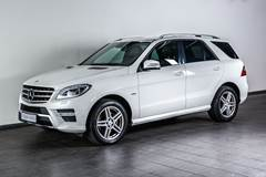 Mercedes ML350 3,0 BlueTEC AMG Line aut. 4-M Van