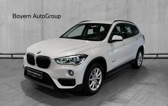BMW X1 2,0 sDrive18d Advantage aut.