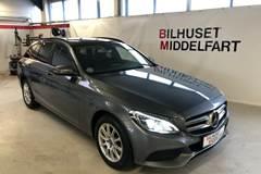 Mercedes C220 d 2,2 stc. aut. Van