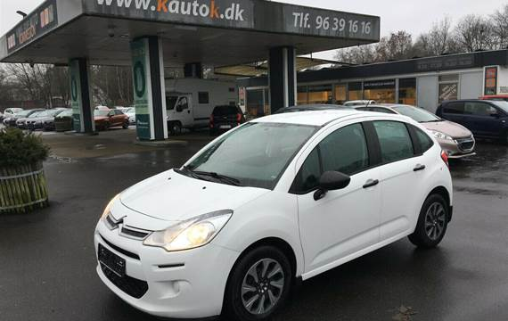 Citroën C3 1,0 VTi 68 Attraction