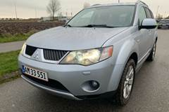 Mitsubishi Outlander 2,4 Instyle aut. 4WD