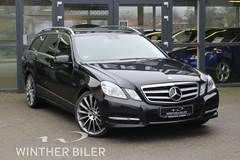 Mercedes E350 3,0 CDi Avantgarde stc. aut. BE