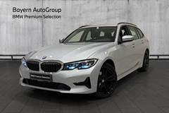 BMW 320d 2,0 Touring Connected aut.