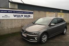 VW Polo 1,0 TSI Comfortline Connect DSG  5d 7g Aut.