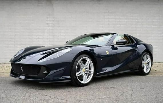 Ferrari 812 GTS 6,5 DCT
