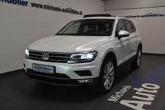 VW Tiguan 2,0 TDi 190 Highline DSG 4M