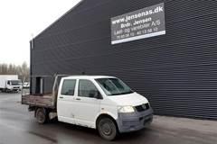 VW Transporter 1,9 TDI  Msk.Vogn-Lad