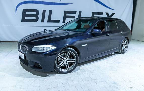 BMW 525d 3,0 Touring aut.