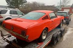 Ford Mustang 4,7 V8 289cui. Fastback 2+2