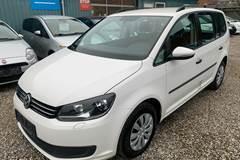 VW Touran 1,6 TDi 105 Trendline BMT Van