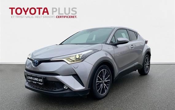 Toyota C-HR 1,8 B/EL Premium Selected Multidrive S  5d Aut.