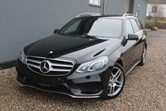 Mercedes E250 2,2 BlueTEC stc. aut. 4-M