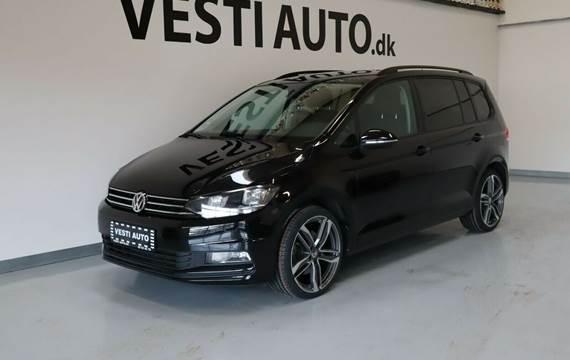 VW Touran 2,0 TDi 150 Comfortline+ DSG Van
