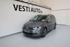 VW Touran 1,6 TDi 115 Comfort Connect DSG 7p
