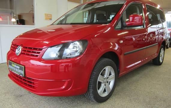 VW Caddy Maxi 1,2 TSi 105 Trendline