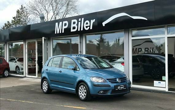 VW Golf Plus 1,6 FSi Comfortline
