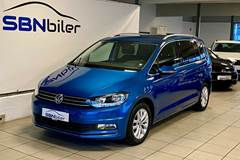 VW Touran 1,4 TSi 150 Highline DSG Van