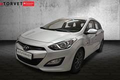 Hyundai i30 1,6 CRDi 110 Comfort CW Eco