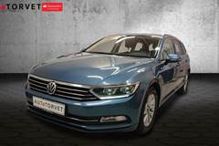 VW Passat 1,6 TDi 120 Business Variant