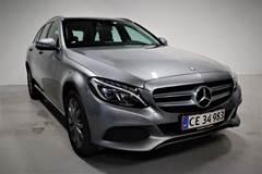 Mercedes C220 2,2 BlueTEC Avantgarde stc. aut.