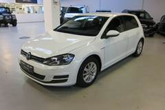 VW Golf VII 1,6 TDi 110 BlueMotion Van