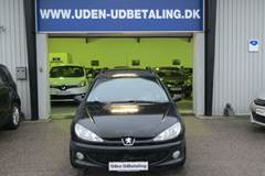 Peugeot 206 2,0 HDi Edition S SW