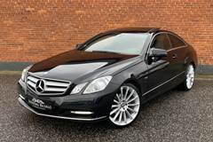 Mercedes E220 2,2 CDi Coupé aut. BE