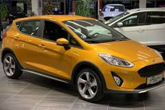 Ford Fiesta 1,0 EcoBoost Active II