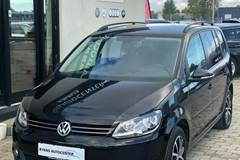 VW Touran 1,6 TDi 105 Match DSG BMT 7prs