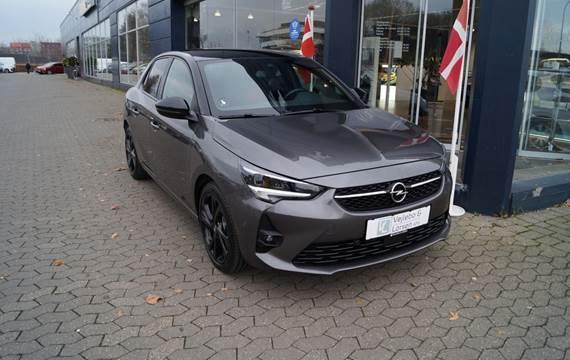 Opel Corsa 1,2 T 100 GS-Line aut.