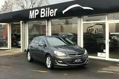 Opel Astra 1,7 CDTi 130 Sport eco