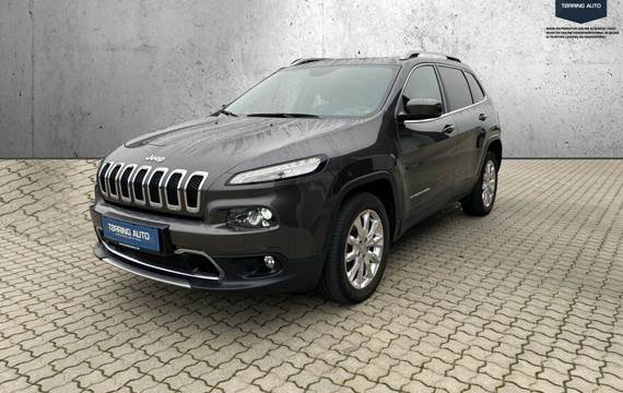 Jeep Cherokee 2,0 CRD 140 Limited