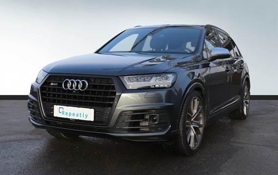 Audi SQ7 4,0 TDi quattro Tiptr.