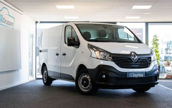 Renault Trafic T29 1,6 dCi 120 L2H1