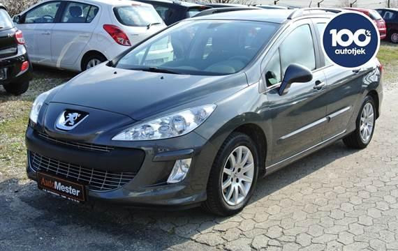 Peugeot 308 1,6 VTi Premium SW