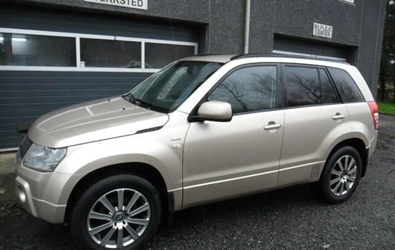Suzuki Grand Vitara 1,9 DDiS GLX Van