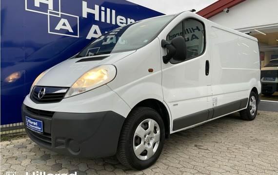 Opel Vivaro 2,0 CDTi 114 Van L2H1 eco