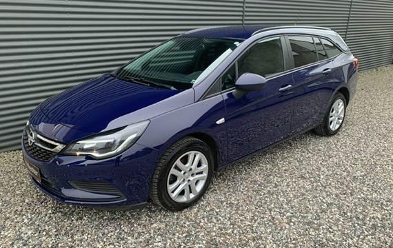 Opel Astra 1,6 CDTi 110 ST