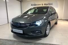 Opel Astra Turbo ECOTEC Exclusive 150HK 5d 6g Aut.