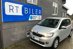 Skoda Citigo 1,0 75 Ambition GreenTec