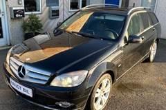 Mercedes C250 2,2 CDi stc. aut. 4-M BE Van
