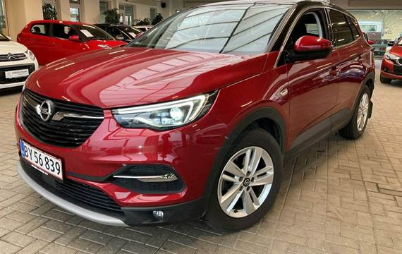 Opel Grandland X 1,2 T 130 Innovation aut.