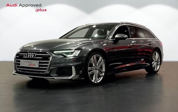 Audi S6 3,0 TDi Avant quattro Tiptr.
